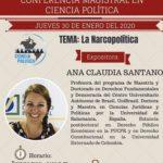 30/01 – Conferência Magistral em Ciência Política