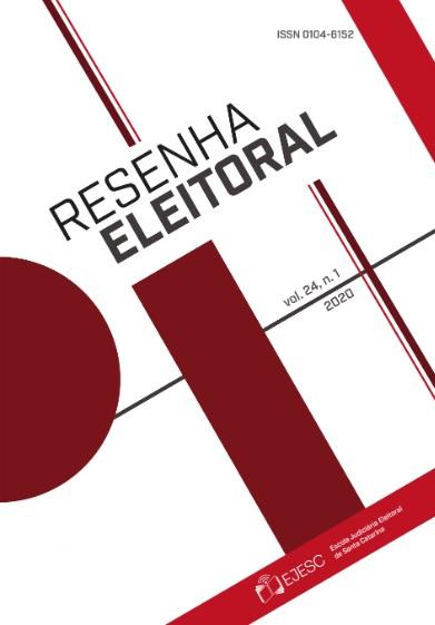 Resenha Eleitoral, v. 24, n. 1